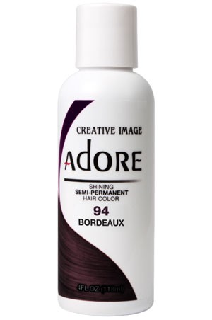 [Adore-box#1] Semi Permanent Hair Color (4 oz) -#90 Lavender