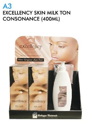 [A3-box#34] Excellency Skin Milk Ton Consonance (400 ml)