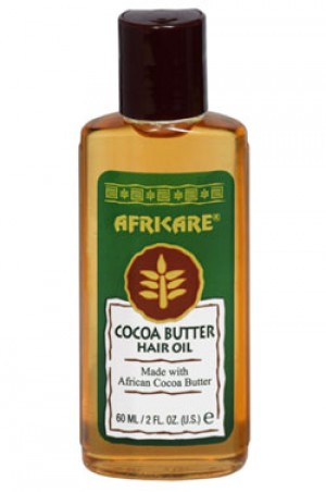 [Africare-box#6]  Cocoa Butter Hair Oil (2 oz)