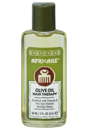 [Africare-box#7] Olive Oil Hair Therapy (2 oz)