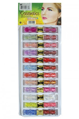 [Aodie-#3114) Lip Gloss Glitter (2dz/display)