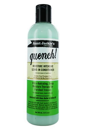 [Aunt Jackie's-box#10] Moisture Intensive Leave In Conditioner (12 oz)