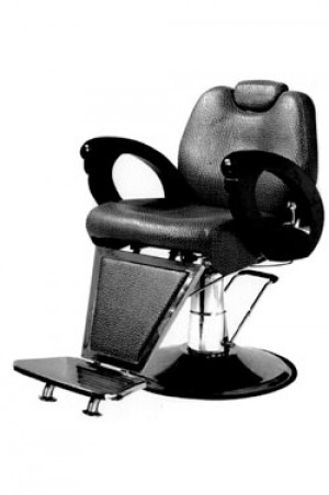 BARBER CHAIR B-89 Black