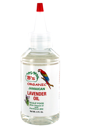 [B's Organic-box#13] Lavender Oil_Scalp Food (4oz)