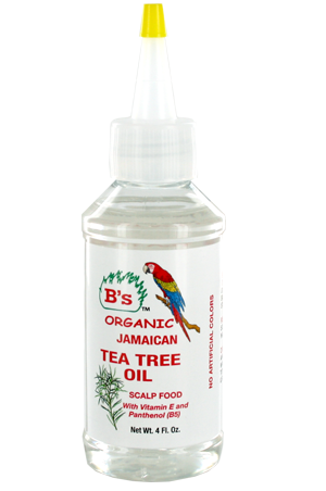 [B's Organic-box#16] Tea Tree Oil_Scalp Food (4oz)