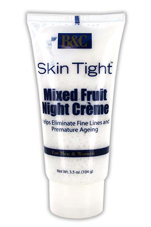 [B&C Skin Tight-box#8] Mixed Fruit Moisturizer Night Creme (4oz)