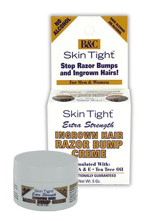 [B&C Skin Tight-box#15] In-Grown Hair&Razor Bump Creme-Extra strength