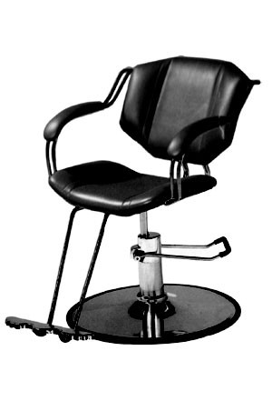 SALON CHAIR B820 Black