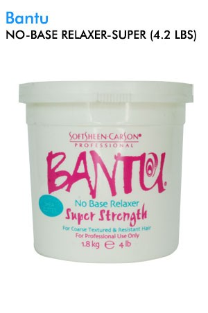 [Bantu-box#5] No Base Relaxer - Super (4.2 lbs)