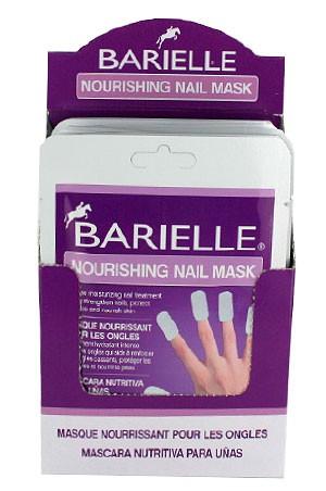 [Barielle] Nourishing Nail Mask (10 Fingernail Masks) -pk