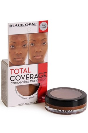 [Black Opal-box#27] Total Coverage Concealing