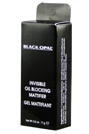 [Black Opal-box#34]  Invisible Oil Blocking Mattifier (0.6 oz)