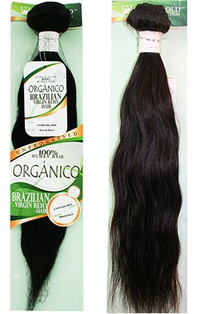 [Organico Brazilian] HH-Natural Wave ( #Natural Black)