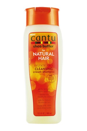 [Cantu-box#17] Shea Butter Natural Cleansing Cream Shampoo (13.5 oz)