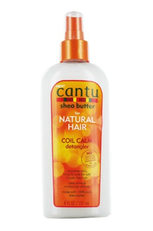 [Cantu-box#19] Shea Butter Natural Coil Calm Detangler (8 oz)