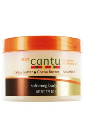 [Cantu-box#22] Shea Butter Hydrating Softening Body Butter (7.25 oz)