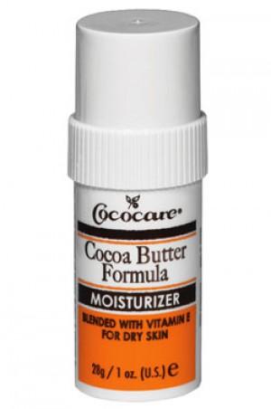 [Cococare-box#34] Cocoa Butter Formula Moisturizer Stick (1 oz)