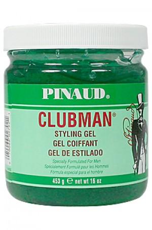[Clubman-box#3] Styling Gel - Regular Hold (16 oz)