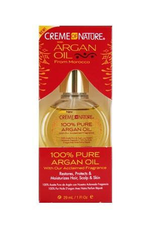 [Creme of Nature-box#67] 100% Pure Argan Oil (1 oz)