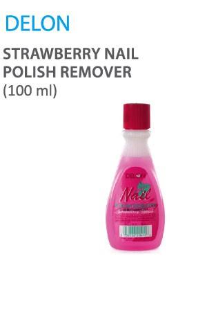 [Delon-box#12] Strawberry Nail Polish Remover (100ml)