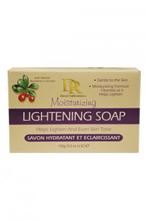 [D & R-box#29/#100] Moisturizing Lightening Soap (100g)