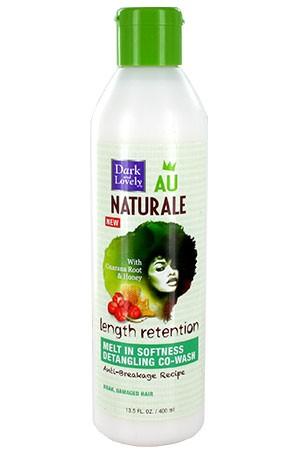 [Dark & Lovely-box#57] Au Naturale Melt In Softness Co-Wash (13.5 oz)