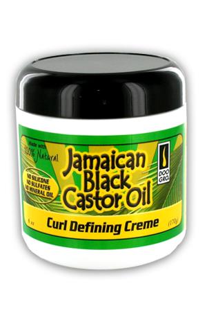 [DooGro-box#38] Jamaican Black Caster Oil Curl Defining Creme(6oz)