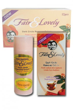 [Fair & Lovely-box#1] Dark Circle Remover Cream (12 pcs)