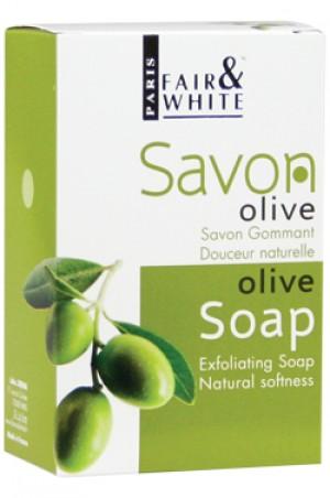 [Fair & White-box#36] Olive Soap (7oz)