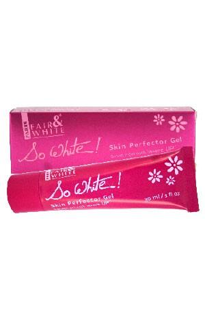 [Fair & White-box#37] So White Skin Perfector Gel - Pink (30ml)