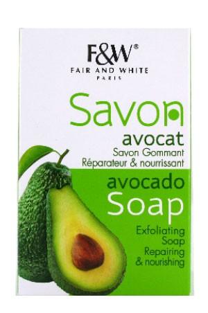 [Fair & White-box#56] Avocado Soap (7 oz)