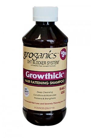 [Groganic's-box#3] Growthick Hair Fattening Shampoo (8oz)