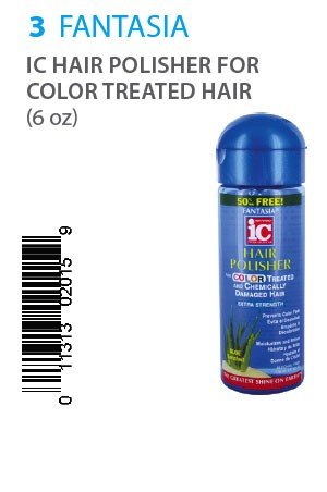 [Fantasia-box#3] IC Hair Polisher for Color Treated Hair (6oz)