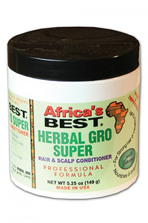 [Africa's Best-box#4] Herbal Gro Super (5.25 oz)