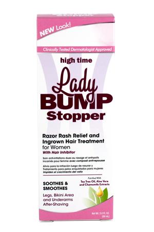 [High Time-box#16] Lady Bump Stopper Razor Rash Relief w/HI (2oz)