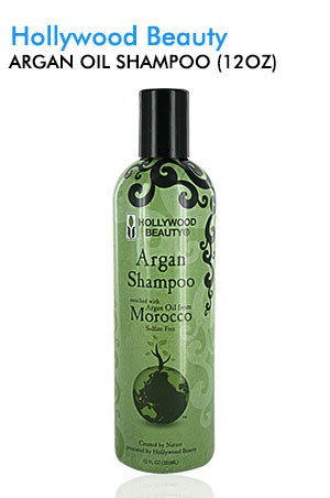 [Hollywood Beauty-box#43] Argan Oil Shampoo (12 oz)