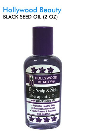 [Hollywood Beauty-box#17] Black Seed Oil (2 oz)