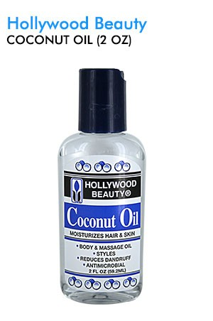 [Hollywood Beauty-box#47] Coconut Oil (2 oz)