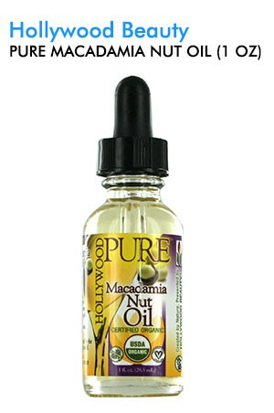 [Hollywood Beauty-box#54] Pure Macadamia Nut Oil (1 oz)