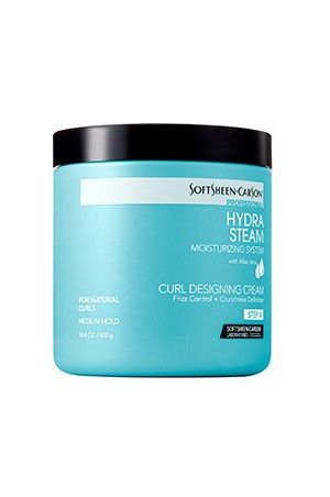[Hydra Steam-box#4] Curl Designing Cream_Step4 (14.4oz)