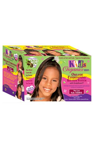 [Africa's Best-box#70] Kid's Organics Relaxer - Coarse