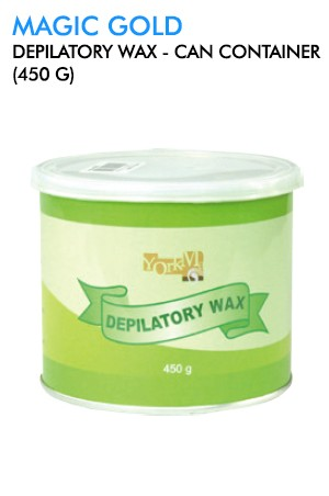 Depilatory Wax (Can Container) - 450g