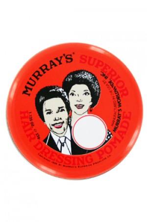 [Murray's-box#21] Superior Hair Dressing Pomade-1.125oz