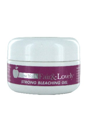 [New York Fair & Lovely-box#4] Strong Bleaching Gel (15 ml)