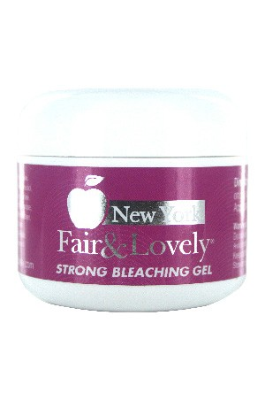 [New York Fair & Lovely-box#5]  Strong Bleaching Gel (60 ml)
