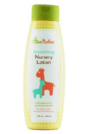 [Olive Babies-box#1] Nourishing Nursery Lotion (14 oz)