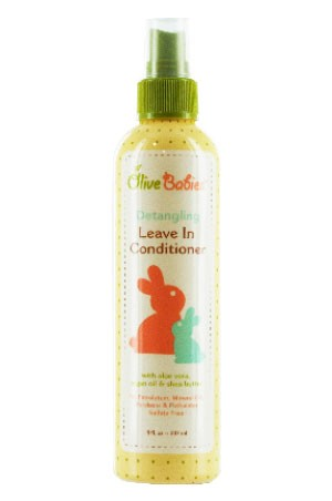 [Olive Babies-box#4] Detangling Leave In Conditioner (8 oz)