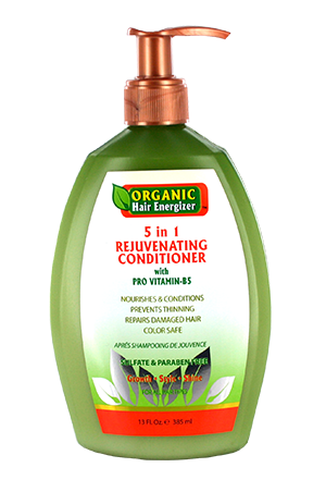 [Organic Hair Energizer-box#4]  5 in 1 Conditioner (13oz)