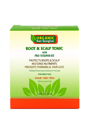 [Organic Hair Energizer-box#5] Root&Scalp Tonic (1.69oz)