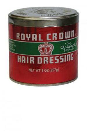 [Royal Crown-box#6] Hair Dressing (5oz)